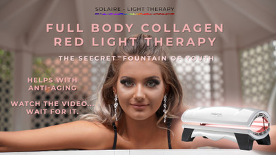 Had a bit of fun at Beauty Expo in Sydney with the Collagen C200