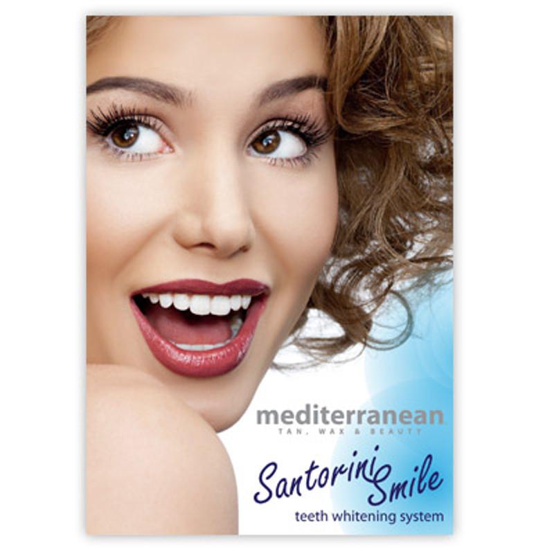 Santorini Smile® Poster