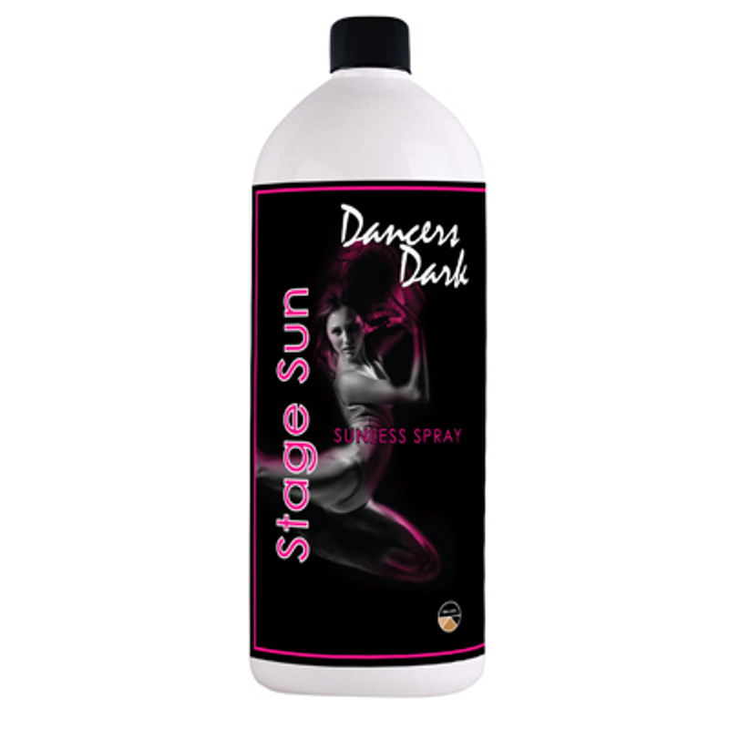 Dancers Dark™ - Stage Sun 8 HOUR Dark Level 2 Trial Size - Competition Formula