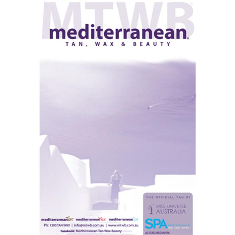 MediterraneanTan® - Notepad - 50 Sheets