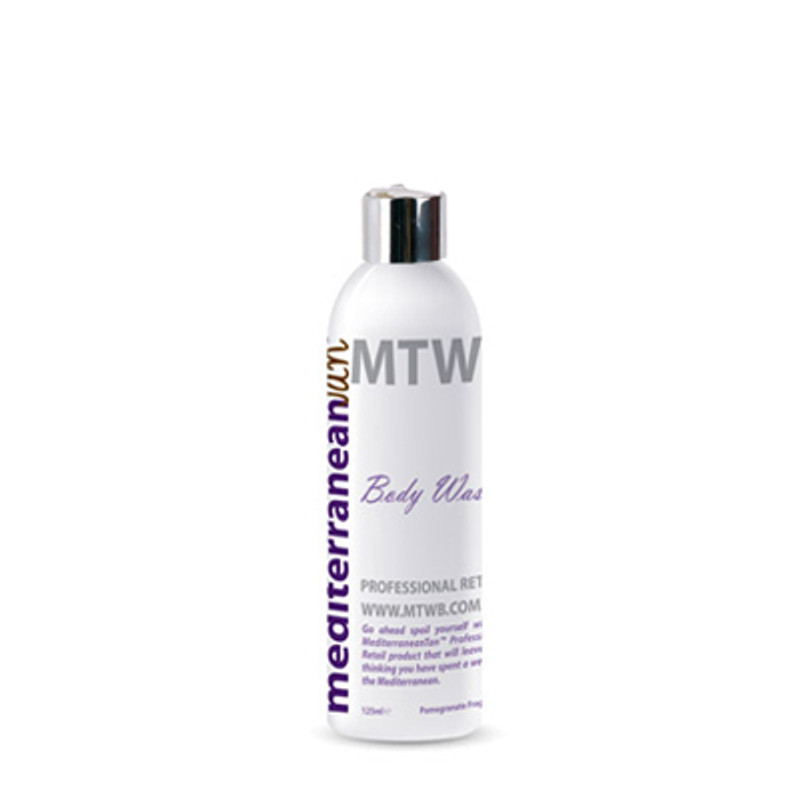 MediterraneanTan® Body Wash - Travel Size 125mL