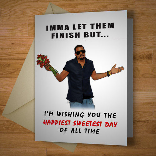 The Greatest Sweetest Day Card Of All Time