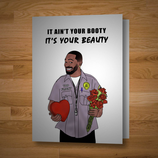 Top Flight Greeting Card Of The World