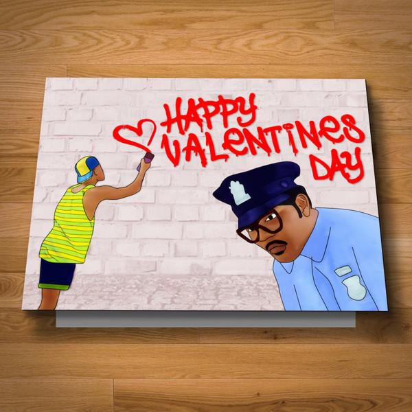 """Fresh"" Valentines Card"
