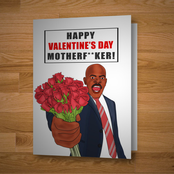 Mfer Valentines Day Card