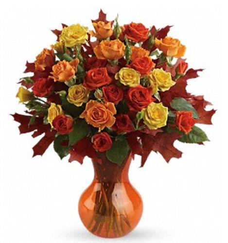Fabulous Fall Roses