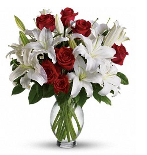 Timeless Romance - Long Stemmed Roses