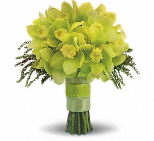 Green Glee Bouquet