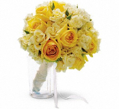 Sweet Sunbeams Bouquet