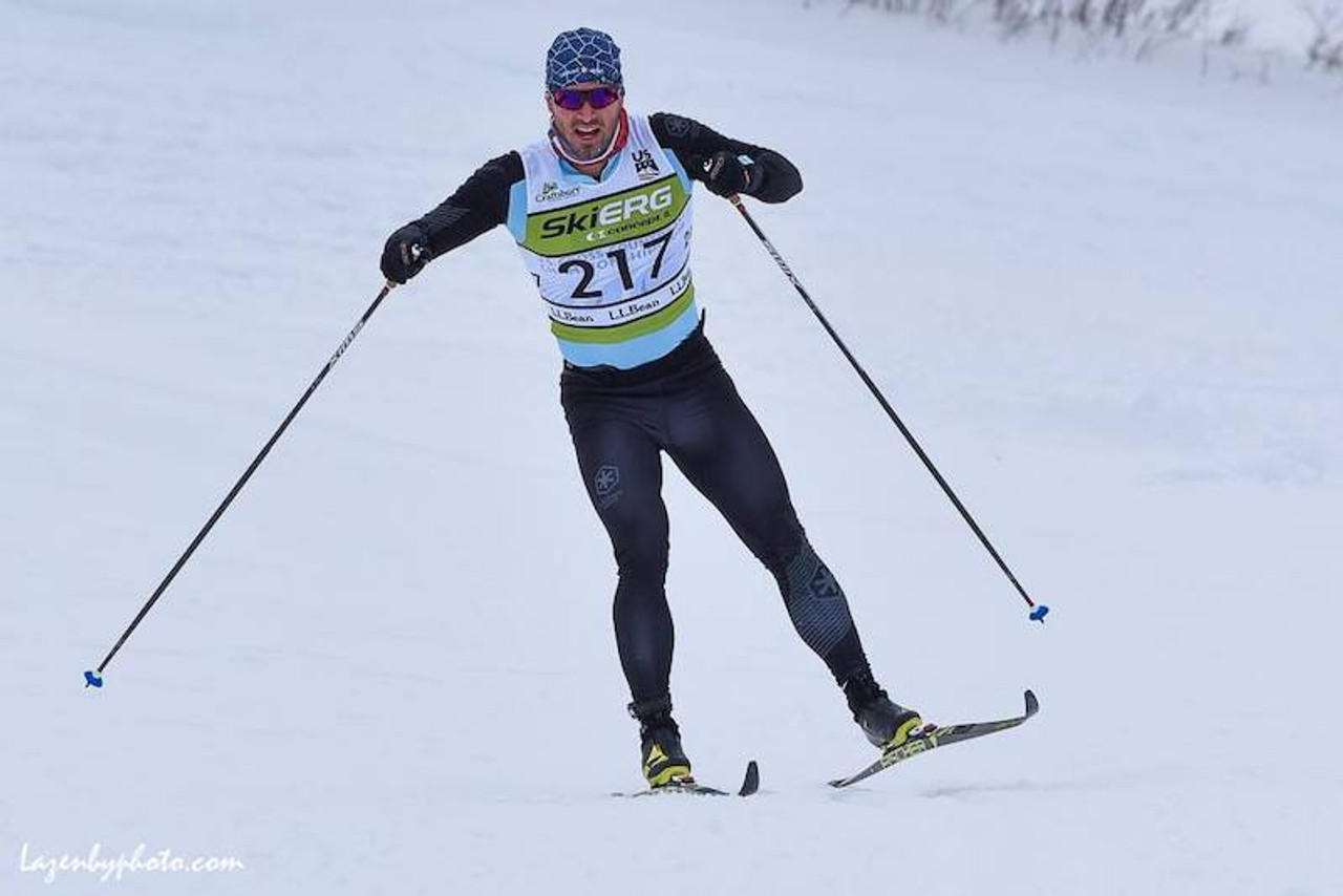 Summer Training as a Nordic Ski Racer