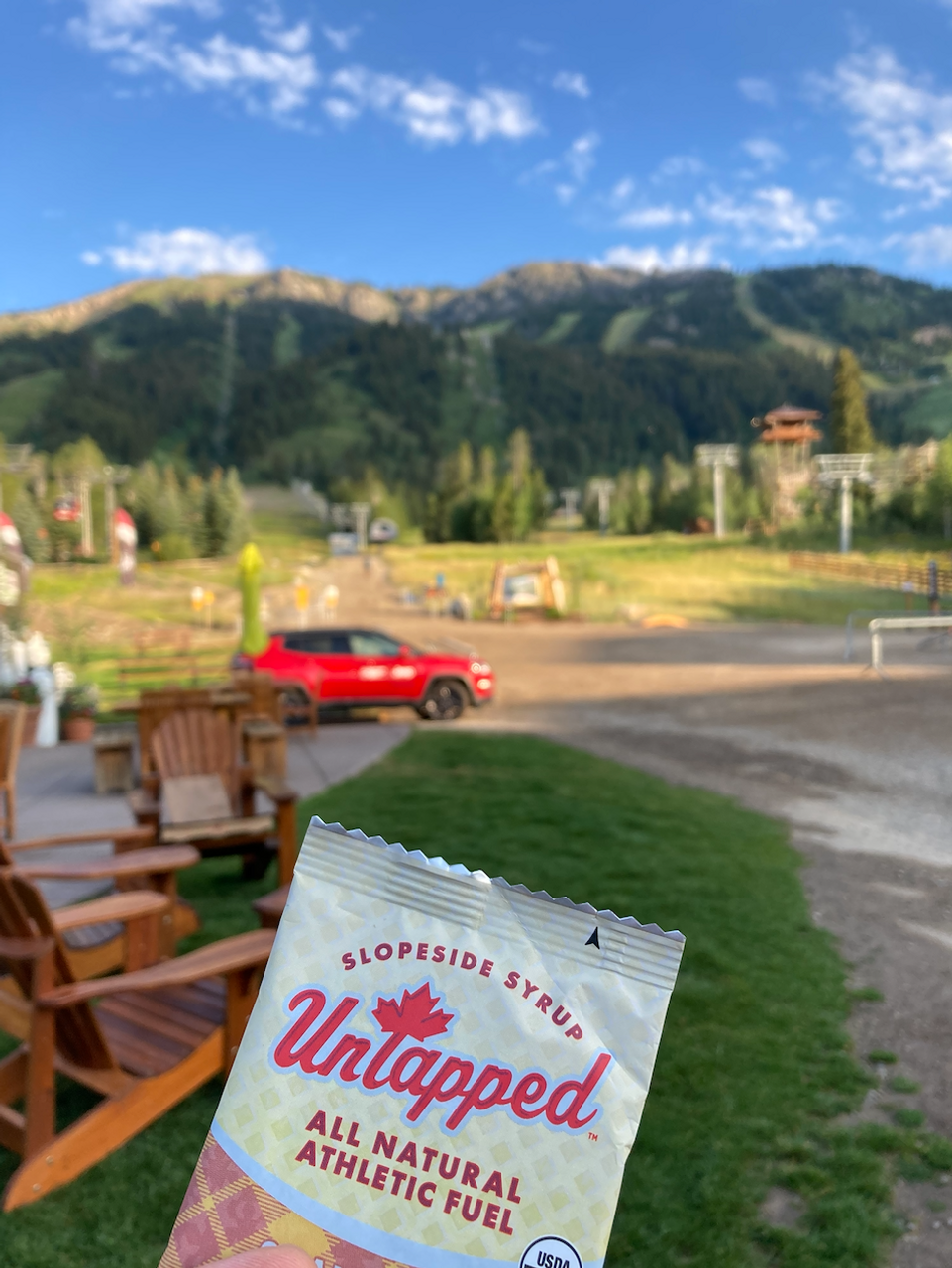 Fueling with UnTapped Before a Race  with Christian Gostout