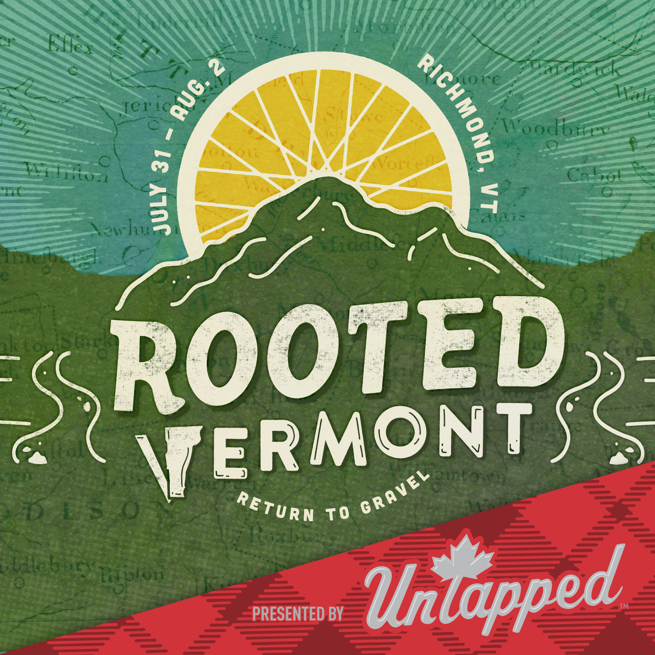 ROOTED VERMONT PRESENTED BY UNTAPPED