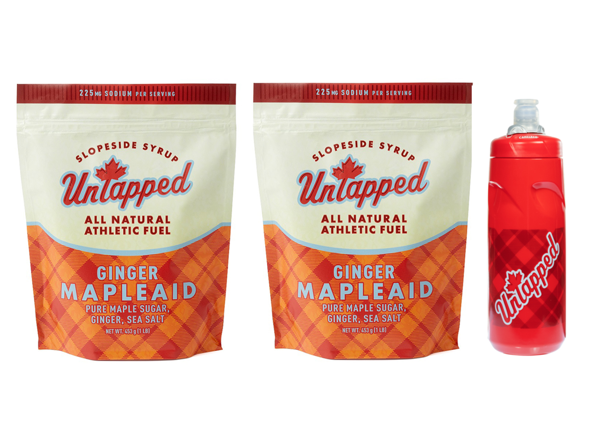2 Bags of Mapleaid + FREE bottle