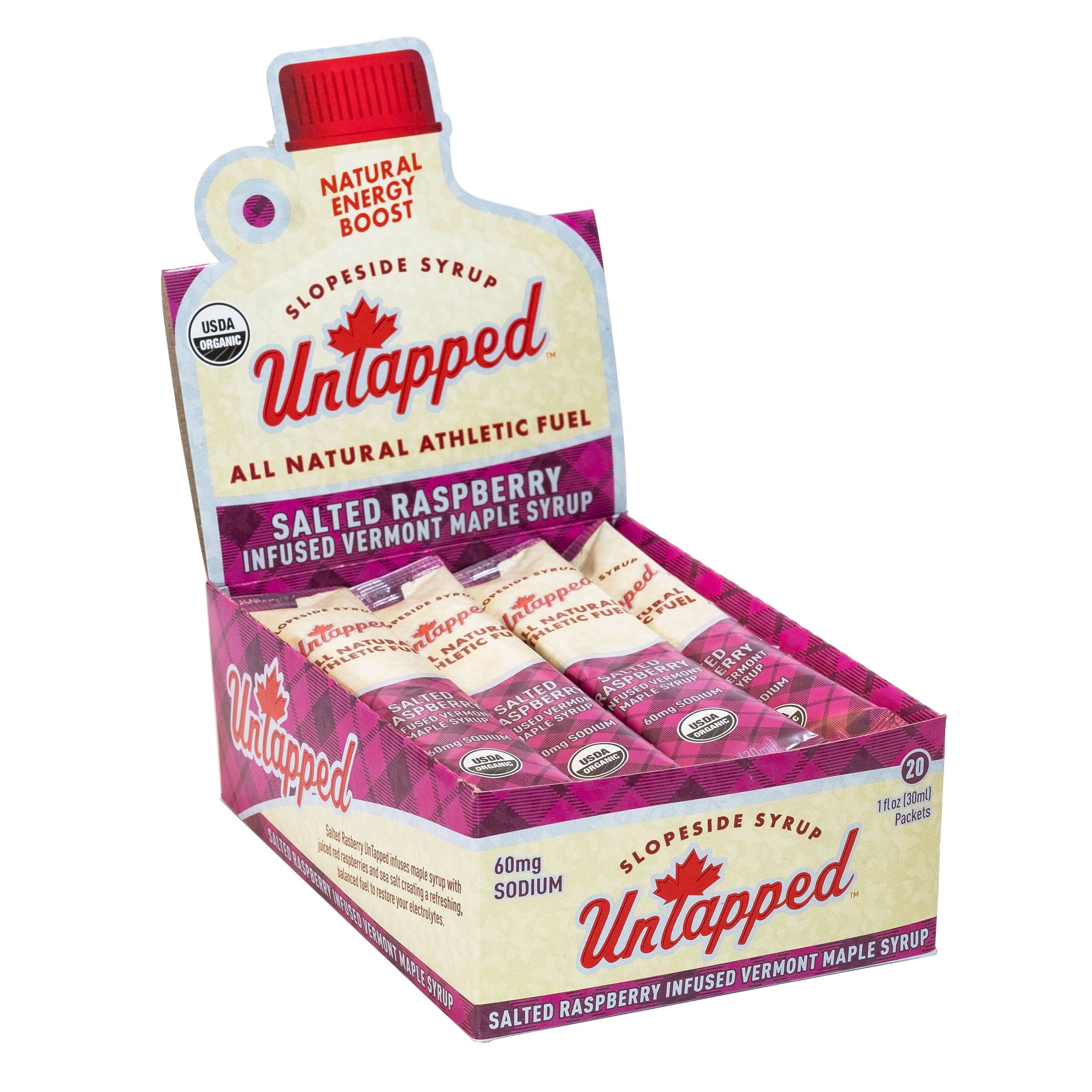 Salted Raspberry UnTapped