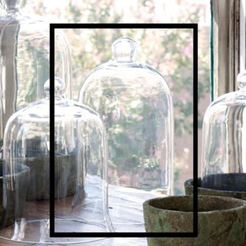 Tall Bell Jar Cloche