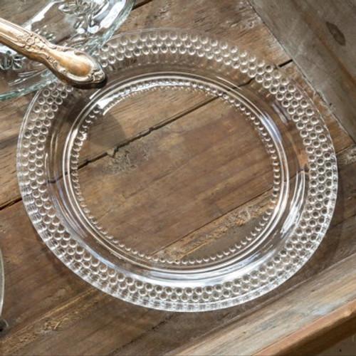"7"" Glass Plate"