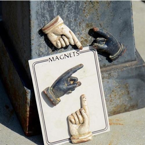 Hand Magnets Set/4