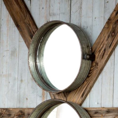 Drum Mirror