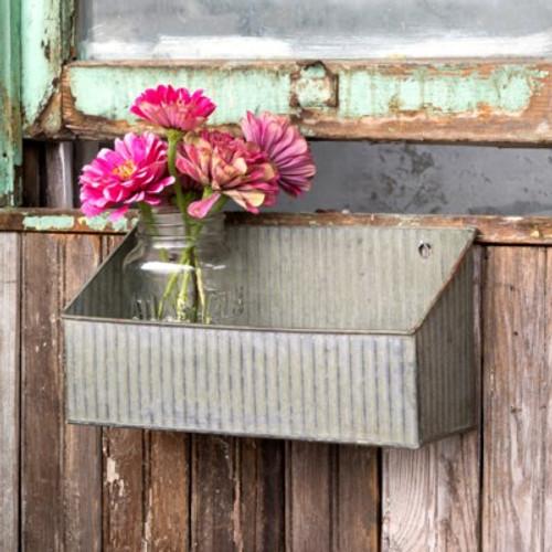 Metal Box Shelf