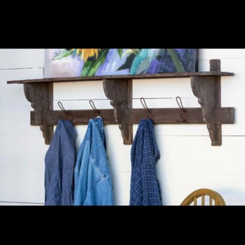 Mudroom Coat Rack