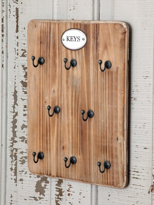 Key Shield Rack