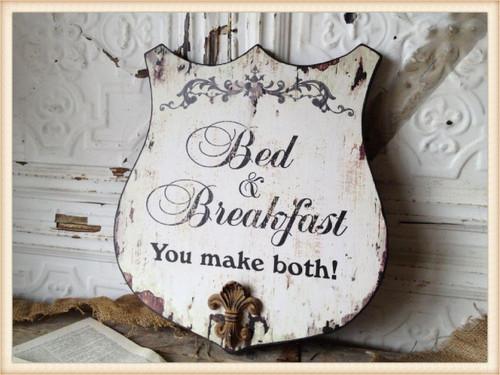 Bed & Breakfast Shield
