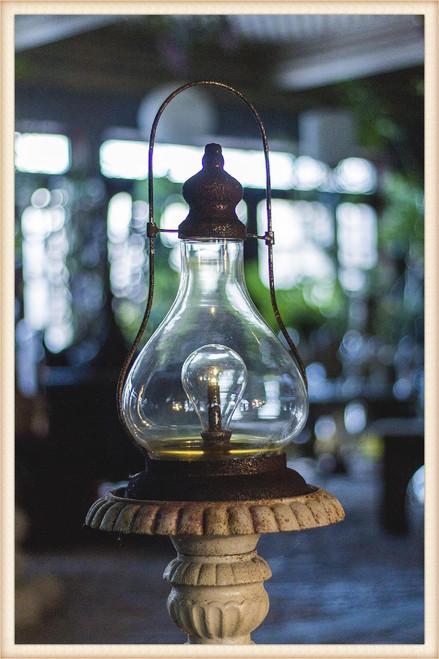 Large Miners Lamp LED