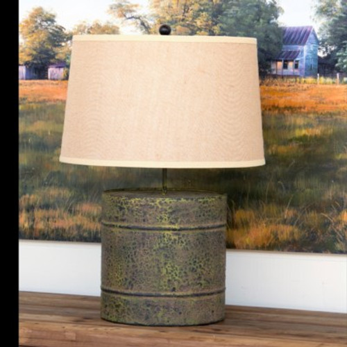 Land Can Lamp