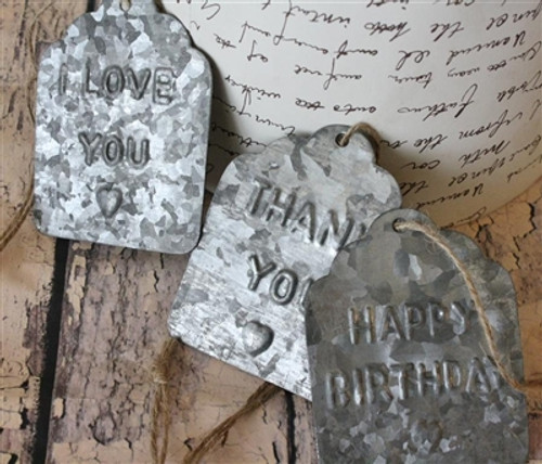 Everyday Gift Tags S/12