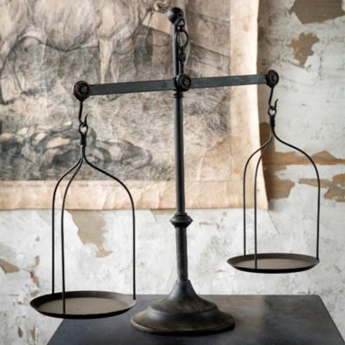 Decorative Antique Style Scale