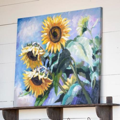 Sunflower Giclee