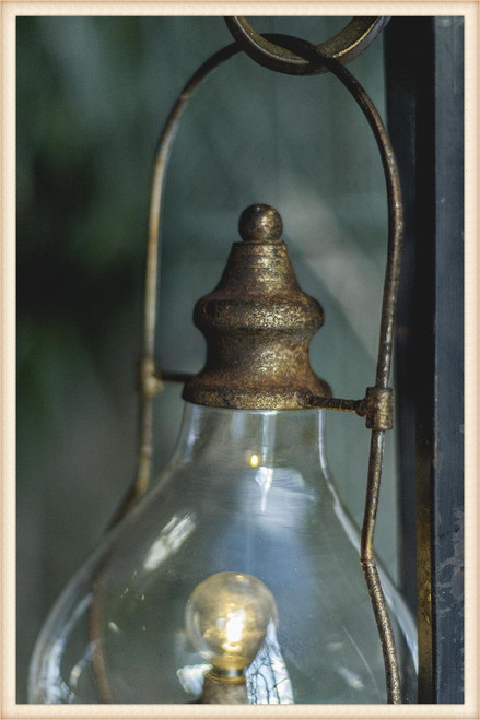 Small Miners Lamp LED