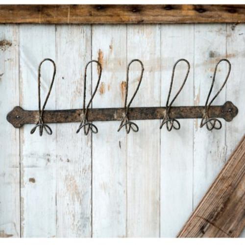 Metal Wire Coat Rack
