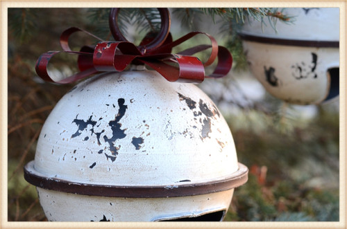 Painted Jingle Bell Small