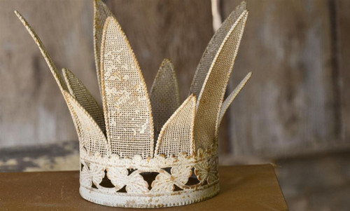 Small Mesh Crown