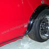 Black Gripper rubber Sill and Arch trim - full car for classic mini