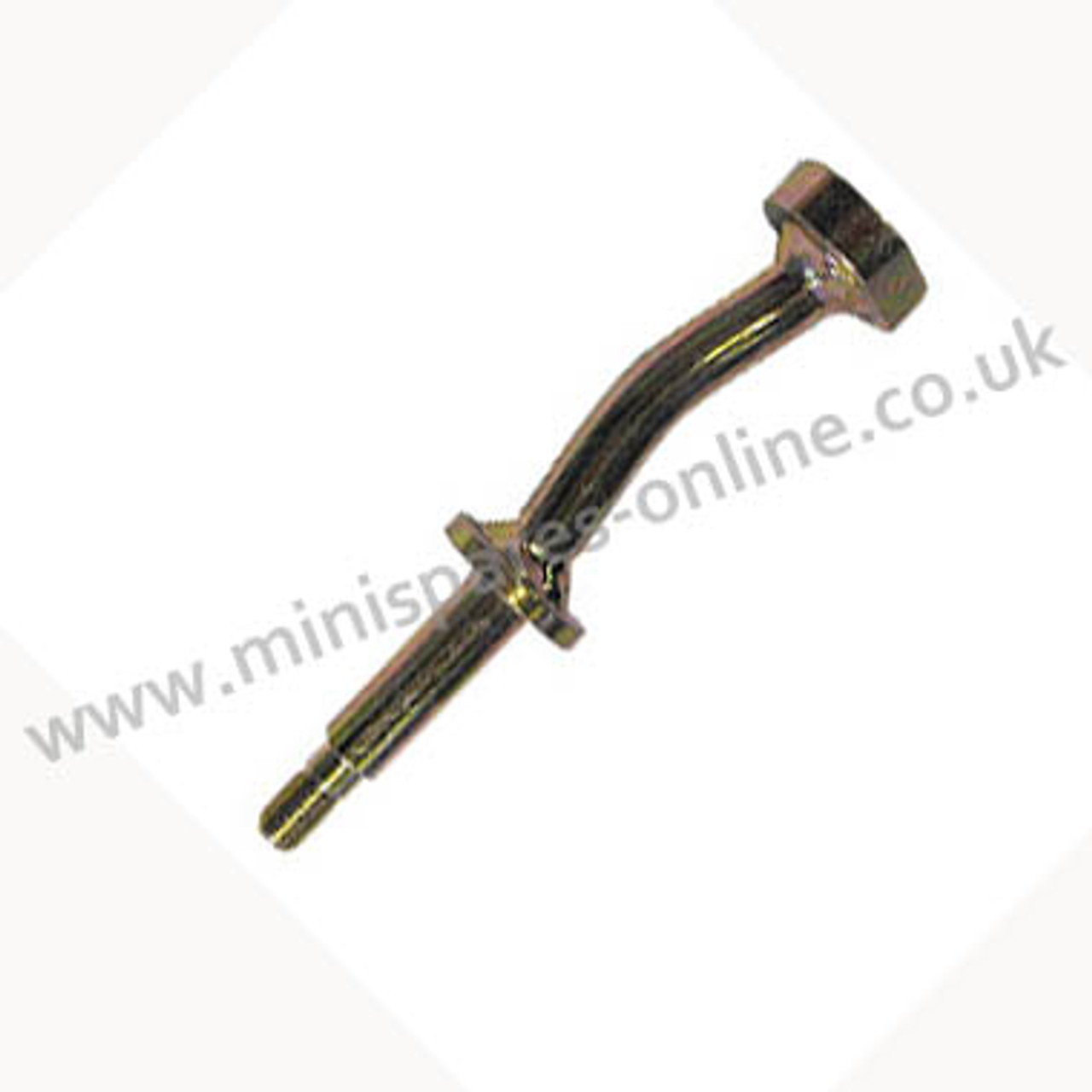 Bottom arm pin