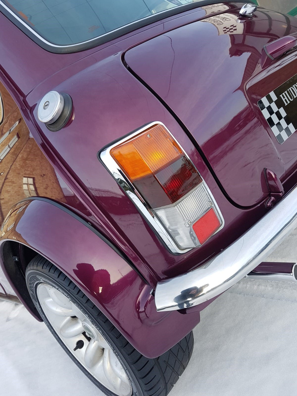 ***SOLD***1999 Classic Rover Mini Sportspack