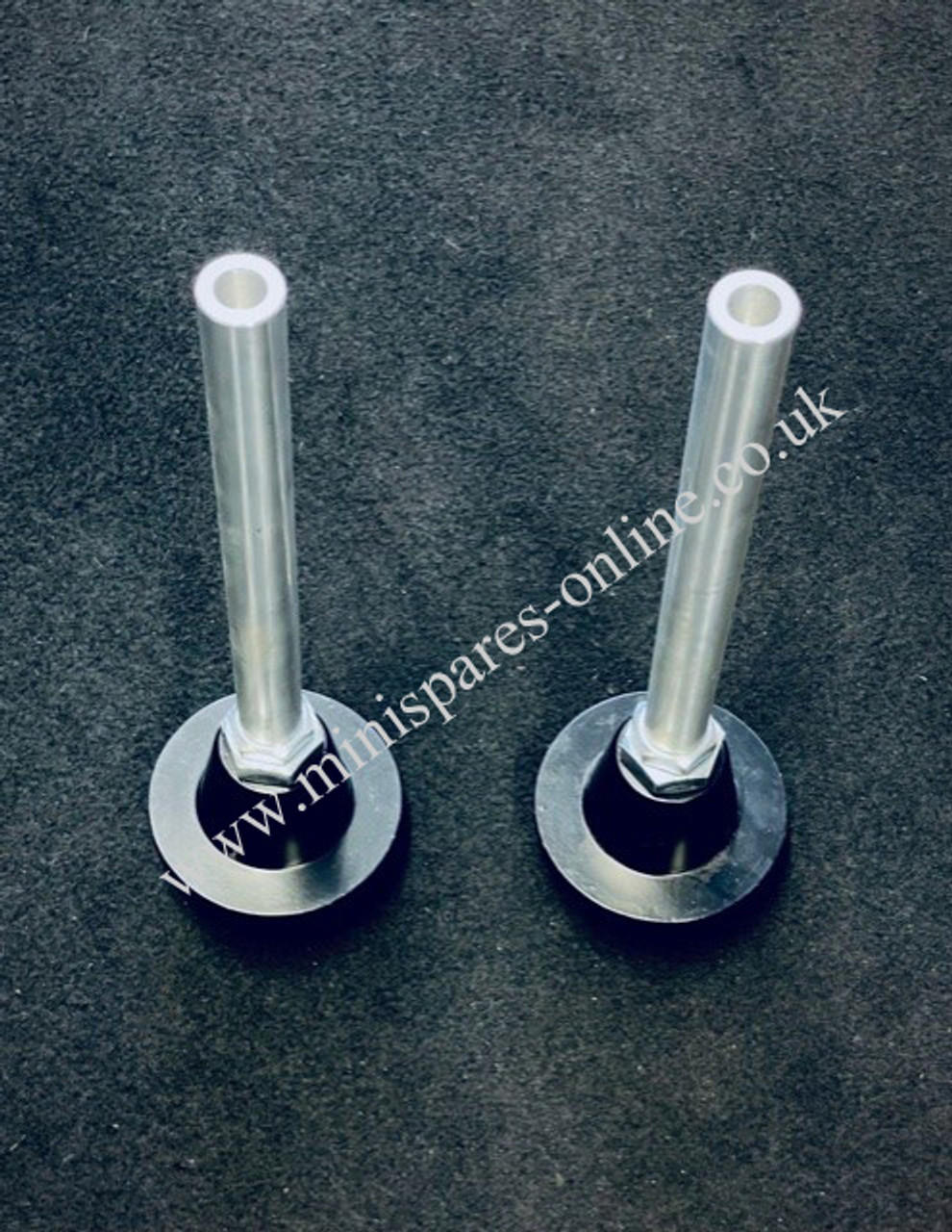 Heavy Duty Adjustable Ride Height Cones Rear for classic Mini