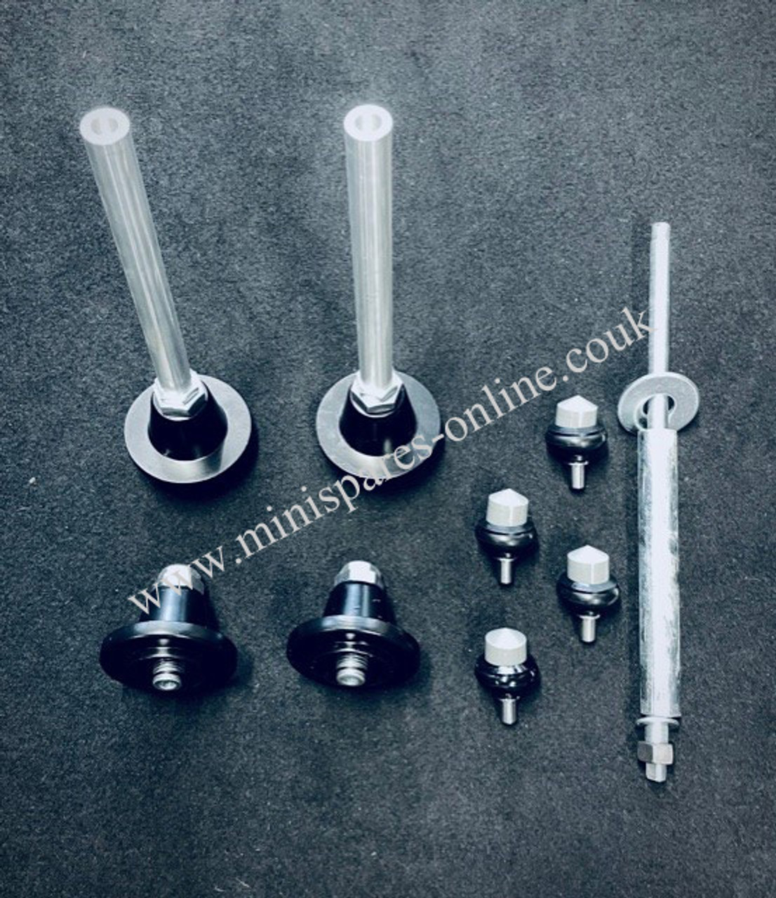Heavy Duty Adjustable ride heights, knuckles and compression tool