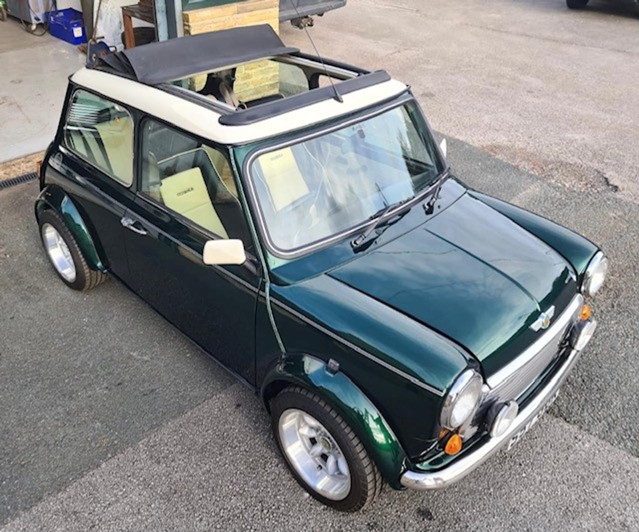 Classic Rover Mini Cooper Sportspack