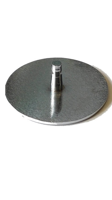 .Innocenti chrome wheel centre