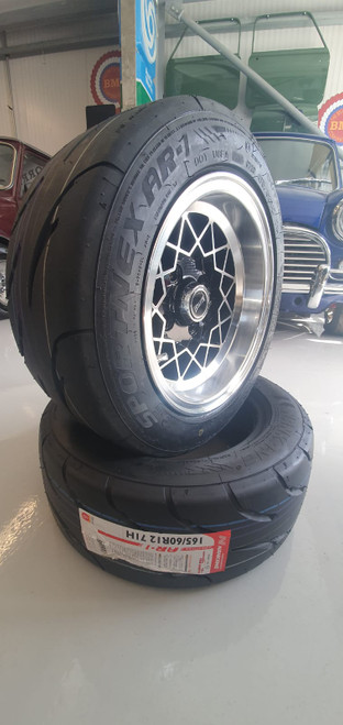 Nankang AR-1 165/60/12 tyre