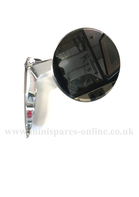 Monza mirror for classic cars, pair of