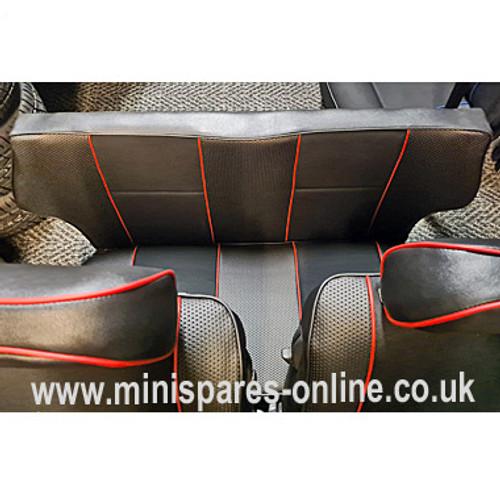 Classic Mini late 90's (NON MPI) interior