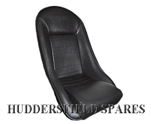 Cobra Retro Classic  Black Piped Black Interior