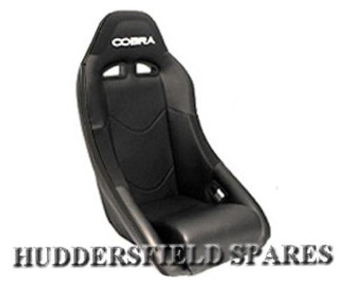 Cobra Clubman Black Piped Black Interior