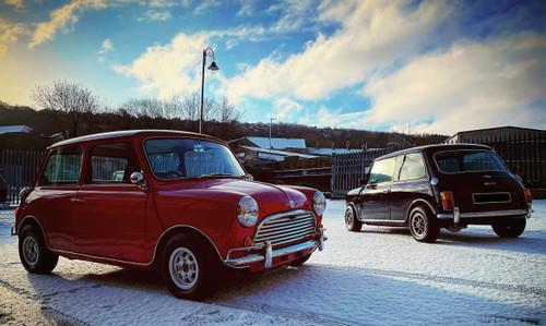 ****SOLD****Classic Mini Genuine Rover Cooper 1300 SPI