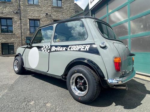 Classic Mini Mk1 Retro Styling 1275 MPI Cooper S Britax Tribute