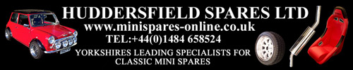 Huddersfield Spares Limited